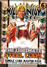 The Ultimate Steel Cook